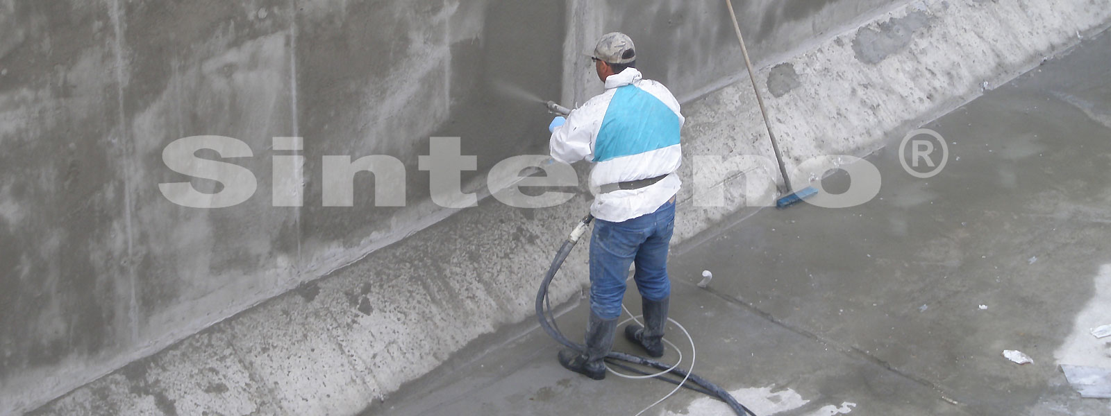 MATERIALS & SYSTEMS FOR WATERPROOFING